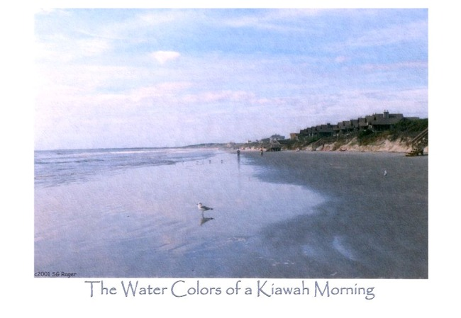 Water Colors of Kiawah Island