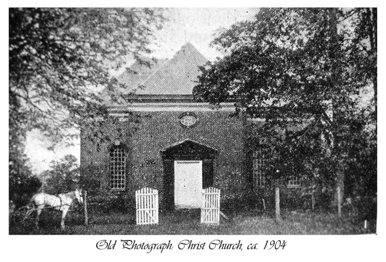 Christ Church, ca. 1904