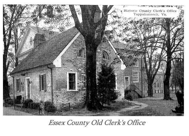 Essex Old Clerk's Office