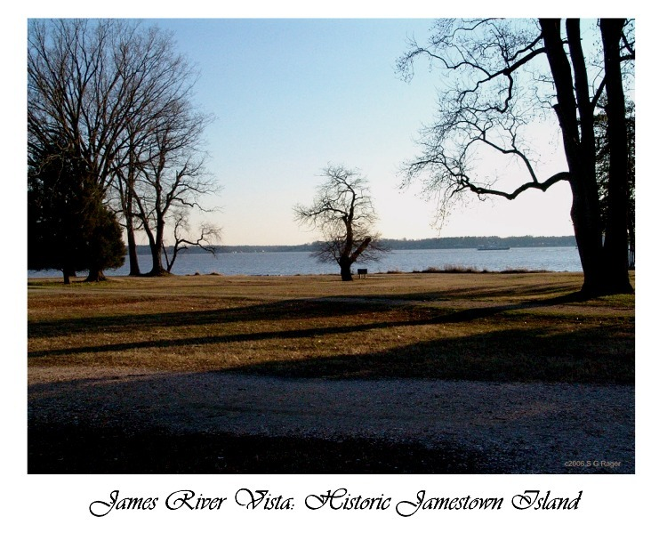 Jamestown - James River Vista