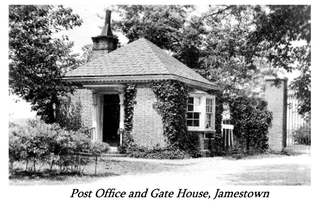 Jamestown Gate House
