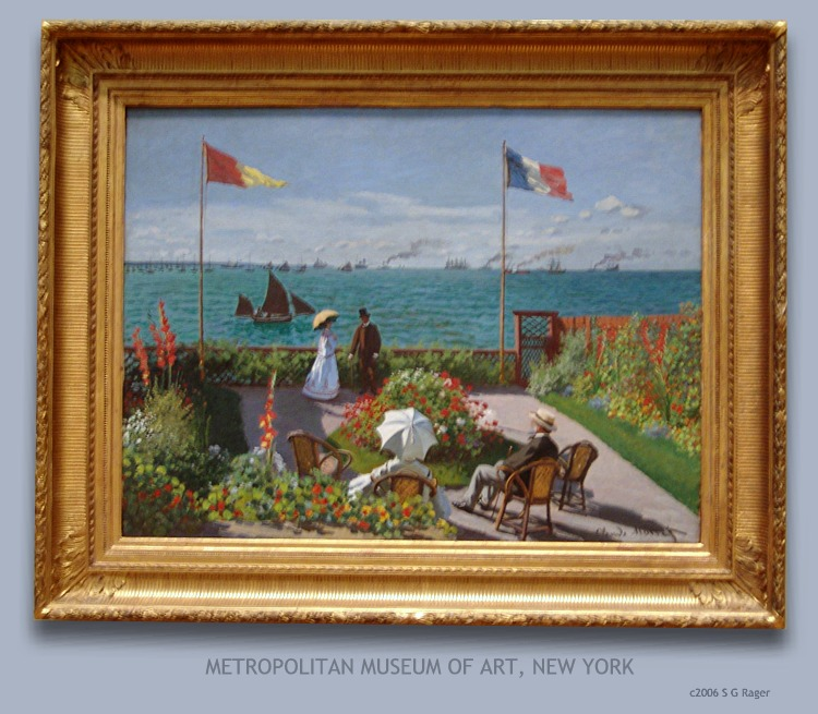 NYC: Monet Waterside