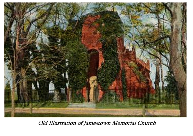 Jamestown Memorial Church (Old)