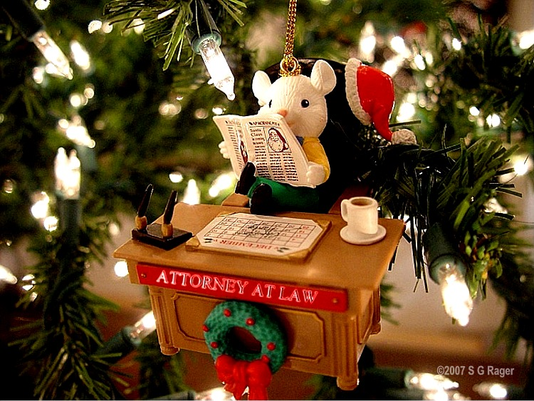 Christmas Lawyer