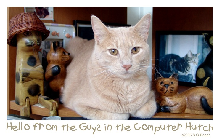 Guys from the Computer Hutch