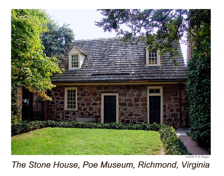 The Stone House, Poe Museum