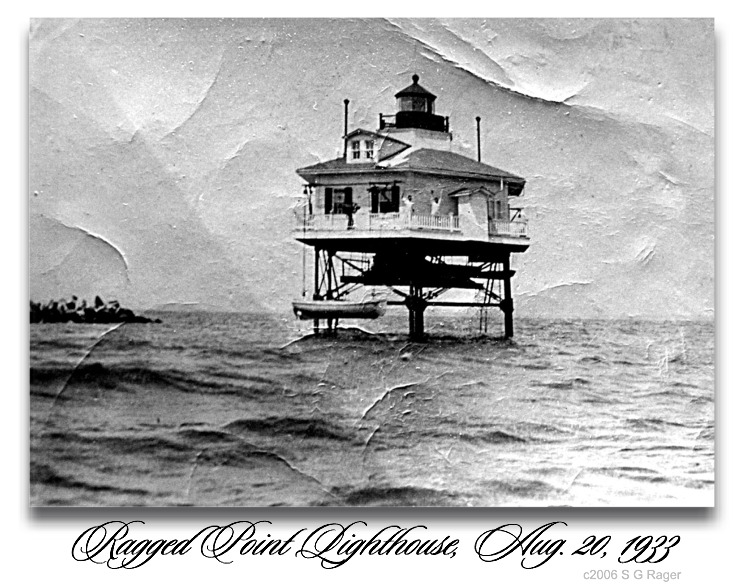 Ragged Point Lighthouse